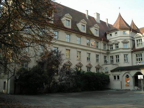 PTA Augsburg Geschichte